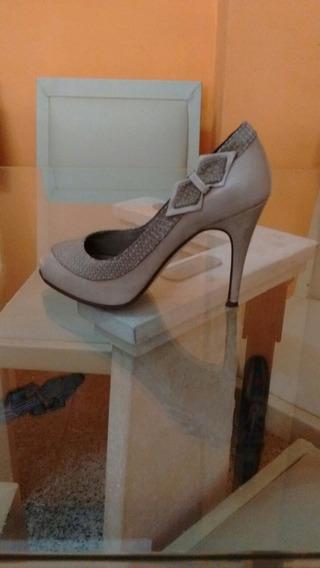 Zapatos De Cuero Un Solo Uso
