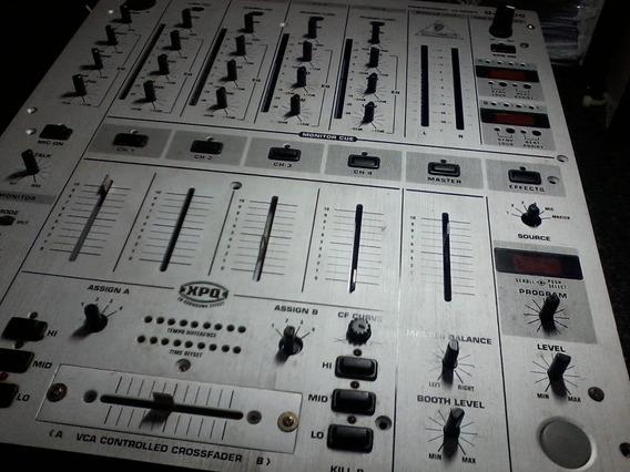 Mixer Djx 700 Beringer Com Defeito Vendo As Peças