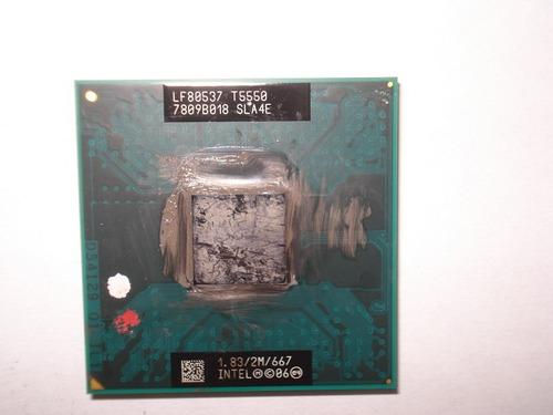 Processador Intel Core 2 Duo T5550 - 1.83 Ghz/2m/667mhz