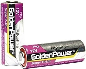 Bateria A27s 12v 01 Unidade Golden Power (10un)
