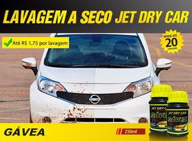 Lavagem À Seco Jet Dry Car Lavagem 100% Ecológica