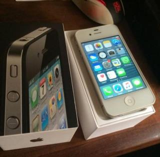 Apple iPhone 4s 16gb Branco Seminovo Desbloqueado Garantia