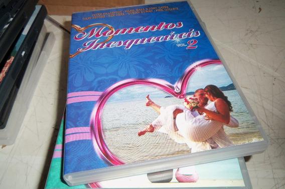 Dvd Momentos Inesquecíveis Vol. 2 - Est G