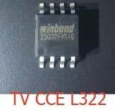 Memória Flash Original Gravada Tv Cce Led L322(versão Flat)