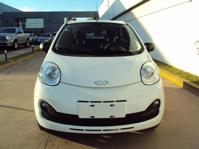 Auto Chery Qq 1.0 Light Blanco