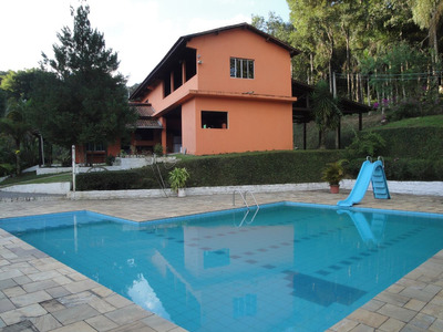 Sitio-ambiente Familiar 50km Sp - Mairiporã R$700 Diária