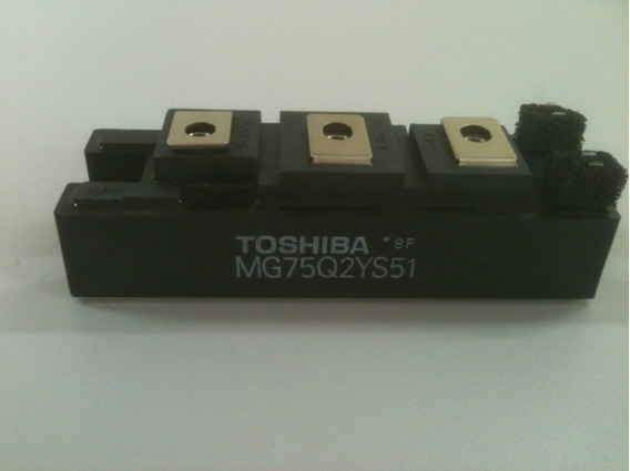 Transistor Igbt - Mg75q2ys51