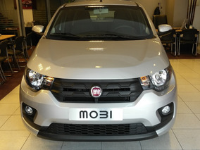Fiat Mobi Anticipo 25 Mil Rápida Entrega Solo Dni