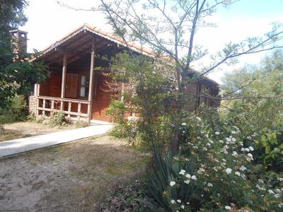 Cabaña + Barbacoa Y Piscina En Buena Zona