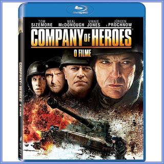 Blu-ray Company Of Heroes O Filme - Original Lacrado