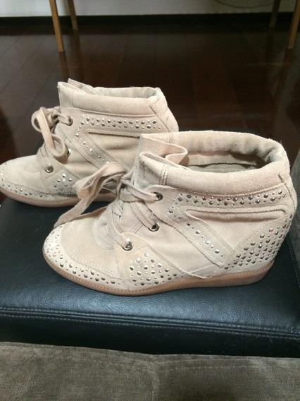 Sneaker Schutz Cru Tam 38