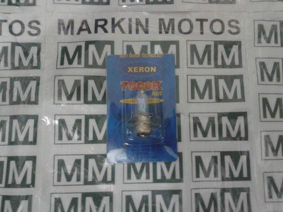 Lâmpada Ef. Xenon 7000k M5 H6 35/35w Biz, Bros