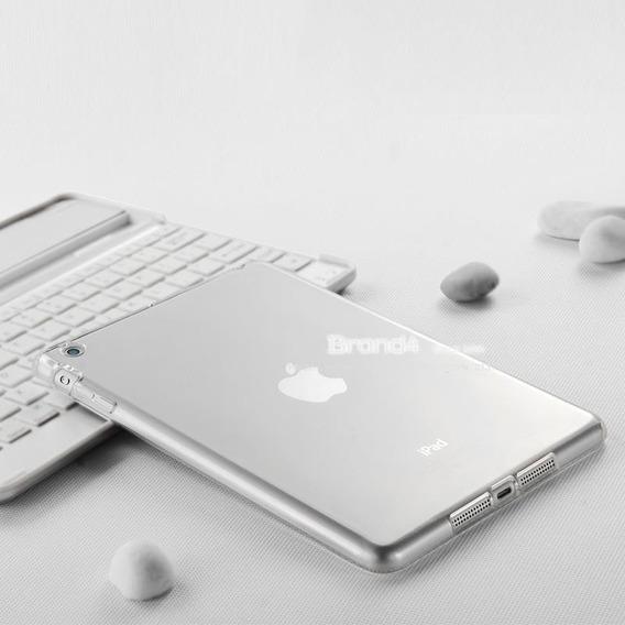 Capa Case Silicone Tpu iPad Air 1 Transparente