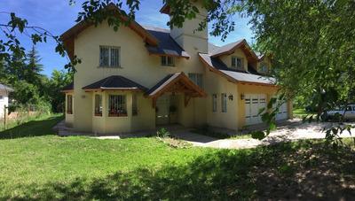 Increíble Casa Alquiler Villa General Belgrano Hasta 12 Personas