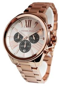 Relógio Luxo Michael Kors Mk5712 Orig Chron Anal!!!