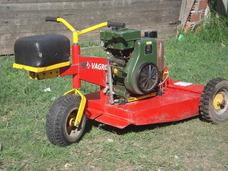 Mini Tractor / Tractor Corta Pasto Recolector