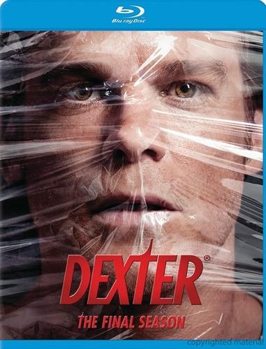 Blu-ray Dexter Season 8 / Temporada 8