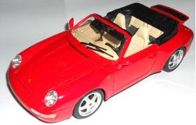 Burago Porsche Carrera 911 (usado, Ótimo Estado)