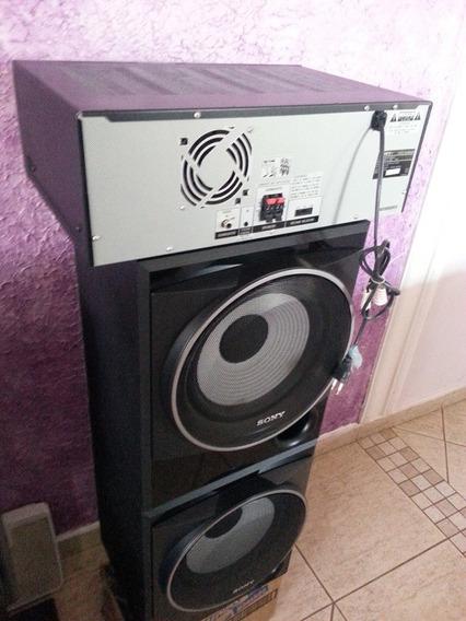 Kit 01 Amplificador C/ 02 Subs Sony Muteki 7600 **promoção**