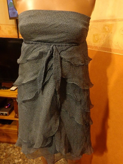 Ayres Top De Gaza Color Gris