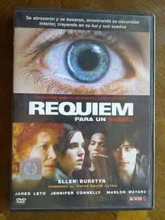 Réquiem Para Un Sueño Requiem For A Dream Darren Aronofsky