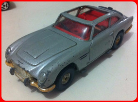 Miniatura Aston Martin Db5 James Bond 007 - Corgi