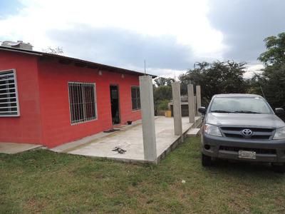 Casa A Estrenar En Calamuchita Cordoba , Lote 6300 Mt