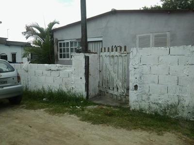 Casa Barata Lado Praia, 2 Quartos, Lote De 350m²