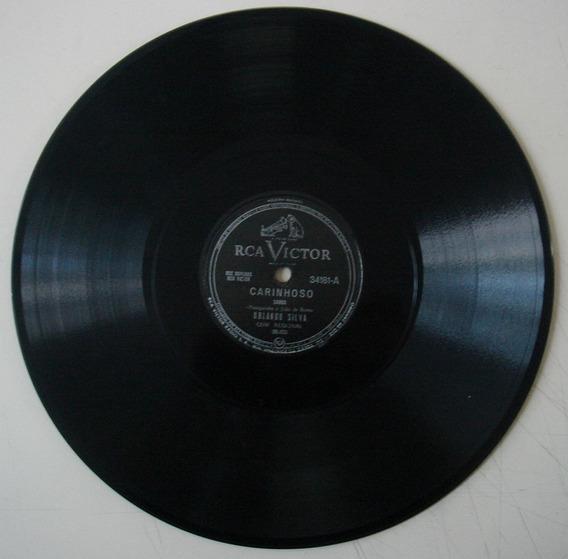 Disco 78 Rpm - Orlando Silva 34.181