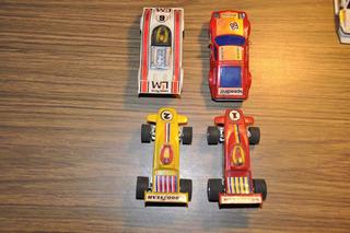 Autitos Racing Pro No Scalextric ( Vintage)