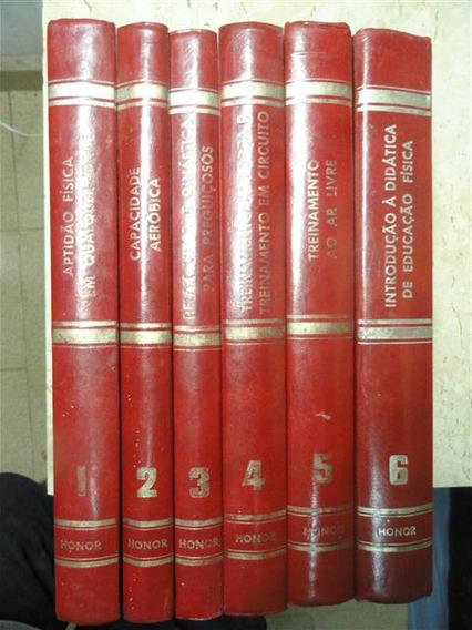 Educação Física Mundial Técnicas Modernas Coleção 6 Volumes