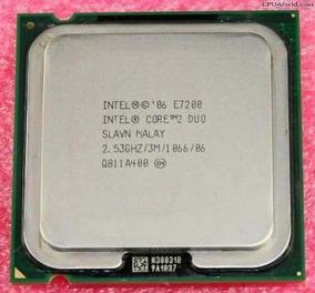 Processador Core2duo E7200 - 2.53ghz.