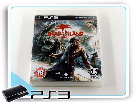 Ps3 Dead Island Original Playstation 3