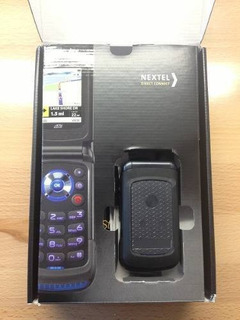 Celular Nextel Mini Brute I576 Liberado En Caja Anda Todo