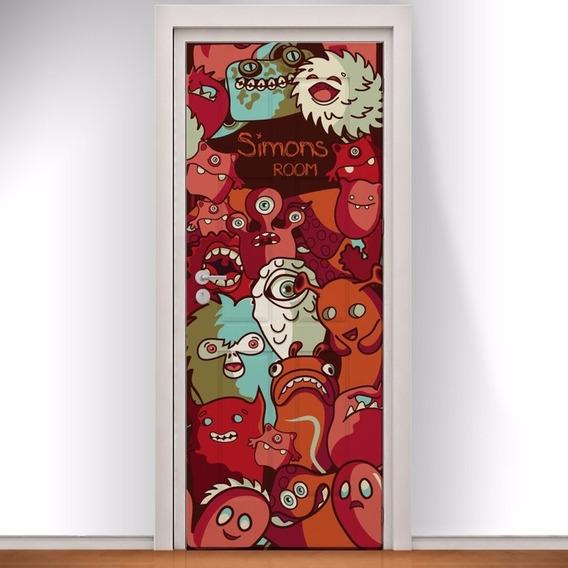 Vinilos Decorativos Para Puertas Diseños Personalizados