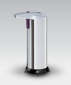 Saboneteira Líquida Automática Inox Com Sensor