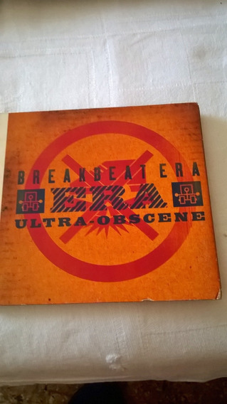 Breakbeat Era - Cd Ultra-obscene 1999
