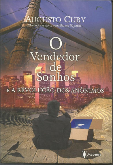 O Vendedor De Sonhos, De Augusto Cury