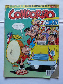 Revista Condorito N°244 Año 39