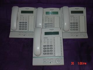 Telefono Multilñinea Kxt7630 Digital