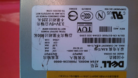 Fonte Servidor Dell Atsn 7000236-0000 Hotplug Redundante
