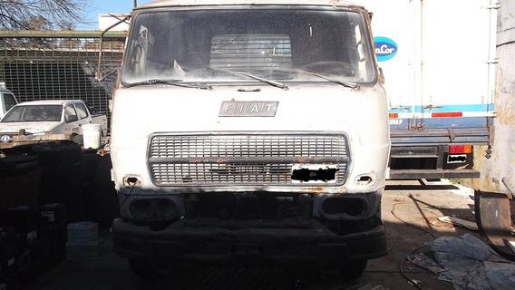 Camion Fiat 673 N1 Año 1981 Con Faltantes!