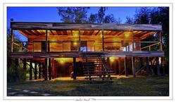 Construcción Cabañas, Casas De Madera, Deck - Muelles