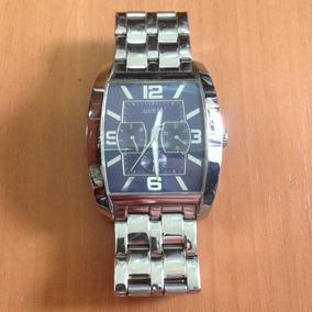 Relógio Guess Luxo Aço Usado U11008g2