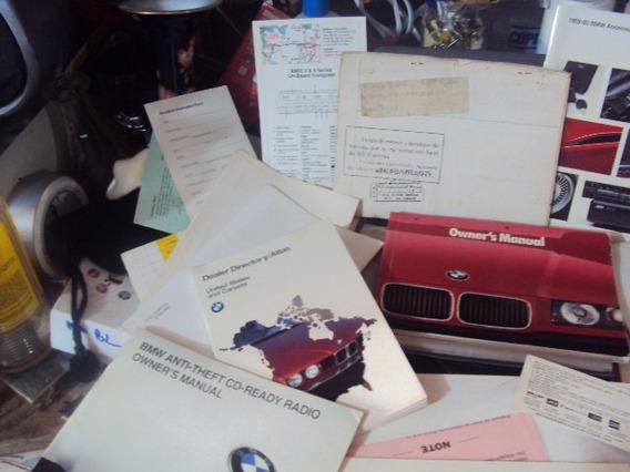 Manual O Mais Completo Bmw 325ia 1993 Com Nota De Importaçao