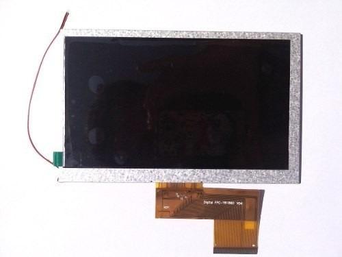 Display Lcd Tela Tablet Dl Everest Rv-t71 Envio Hoje