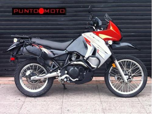 Kawasaki Klr 650 Nueva !!! Puntomoto !!!  15-2708-9671