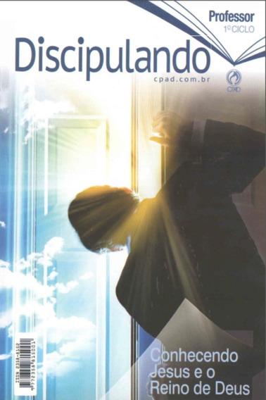 Revista Discipulando / 1º Ciclo - Professor