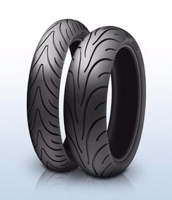 Pneu Michelin Pilot Road 2 - Pneu Para Hornet, Fazer 600, R1