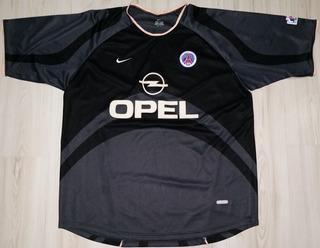 Rara E Linda Camisa Away Paris Saint Germain 2001 Nike - Psg